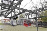 Канатную дорогу в Оренбурге решили отремонтировать и запустить в 2021 году.