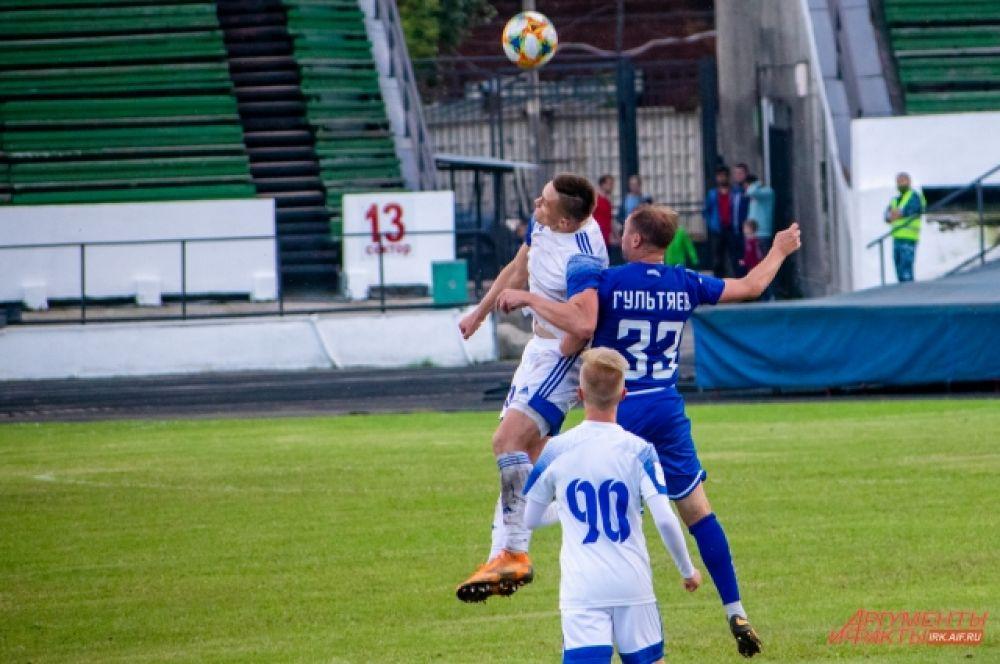Тем самым иркутяне «выбили» Новосибирск из турнирной таблицы.