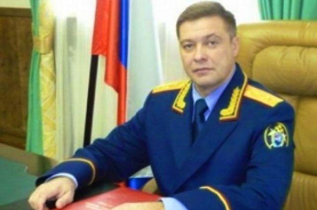 Ведомство в Красноярском крае Потапов возглавлял два года.