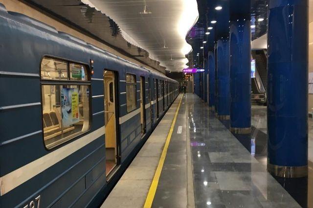 Трагедия произошла между станциями «Дунайская» и «Шушары».