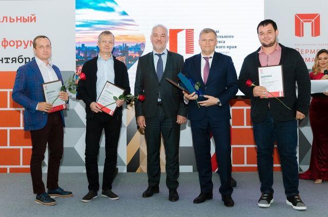 Победители были определены в 13 номинациях - компания ПЗСП взяла награды в 6 из них.
