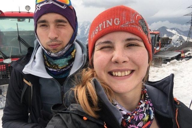 Настя и Паша отправились на Эльбрус, не имея ни малейшего альпинистского опыта