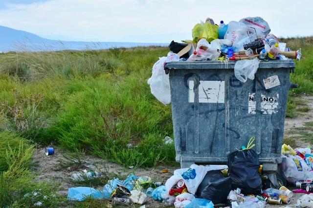 В Оренбуржье за минувшие сутки произошло 33 загорания мусора.