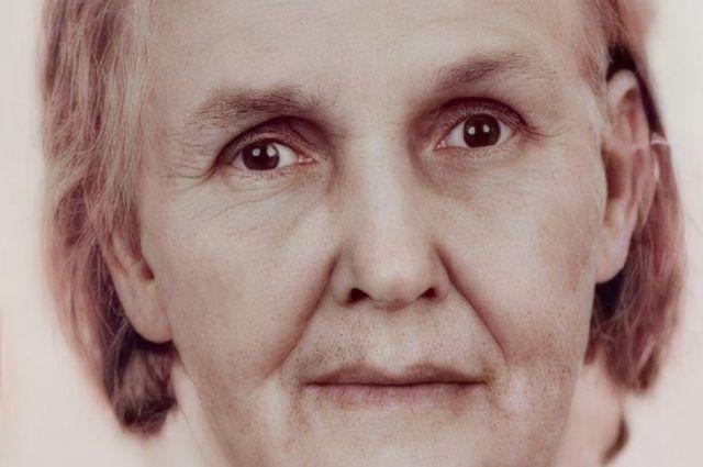 Приметы Нины Ивановны: рост 160 см, телосложение xудощавое, волосы русые, глаза: карие.