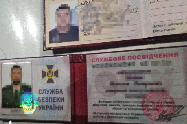 Пьяный сотрудник СБУ устроил стрельбу в Харьковской области