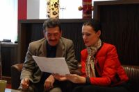 Гилани Дамбаев и Надежда Кутепова вместе защищали права пострадавших от радиации.