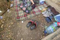 В Одессе ребенок с инвалидностью и его родители жили в парке: подробности