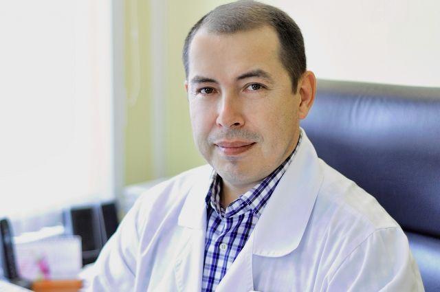 Областную инфекционную больницу в Тюмени возглавил Марат Баширов