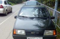 В Тюмени автоинспекторы задержали 18-летнего водителя без прав