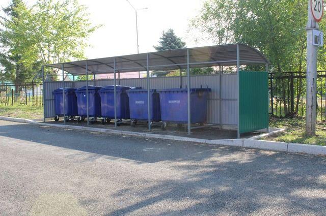 Ответственный подход. Регоператор ТКО Башкирии обновил парк контейнеров