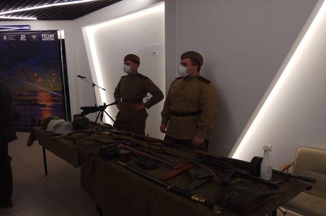 Выставка о войне впечатлила министра культуры Башкирии до мурашек