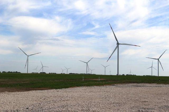 Ветропарк мощность 200 МВт планируется построить в Башкирии