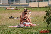 Самыми жаркими днями стали 15-16 июня.