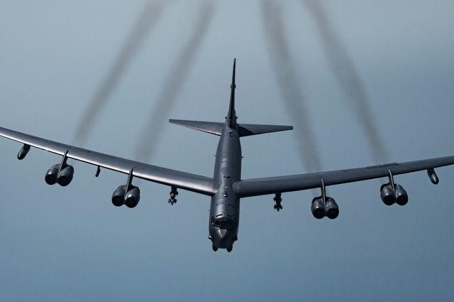 B-52Н.
