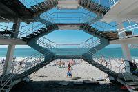 Пляж Айтар.