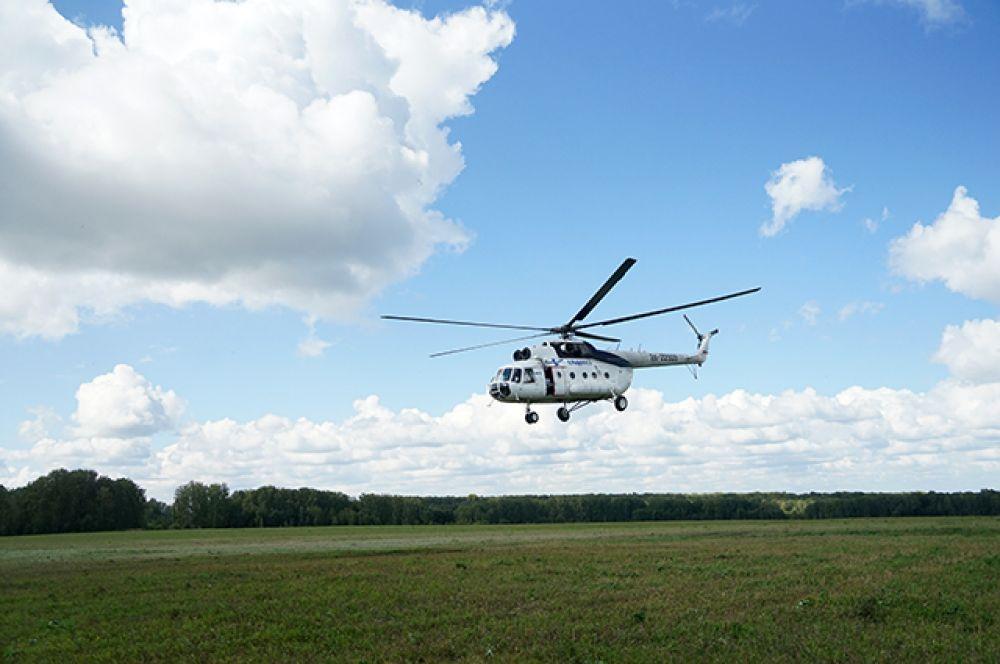 Площадь авиационного мониторинга составляет 5078,8 тыс. га. Общий налет по авиапатрулированию лесов в регионе с начала пожароопасного сезона составил 299 часов 45 минут.