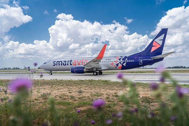 Авиакомпания Smartavia возобновила продажу субсидированных билетов на рейсы из Калининграда