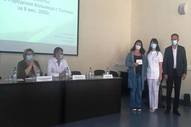Работников скорой помощи Башкирии профсоюз застрахует от травм на работе