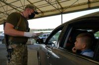 Пересечение КПВВ: пограничники сообщили о сбое приложения «Дій вдома»