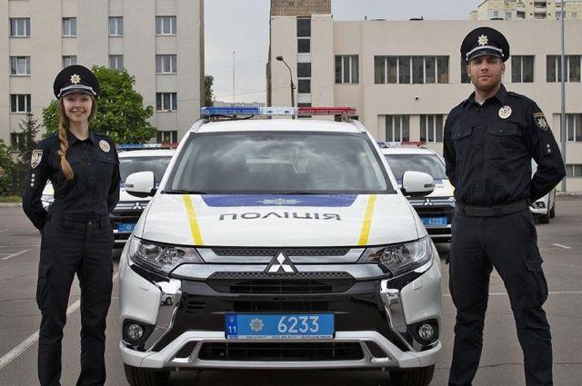 Полицейские машины оборудуют новыми устройствами для фиксации скорости