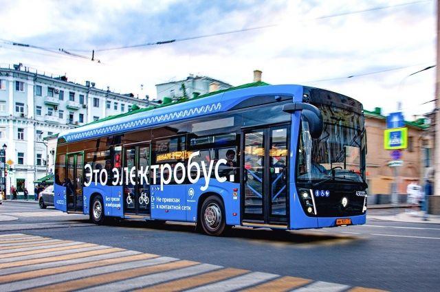 О судьбе сломанного электробуса беспокоятся жители города