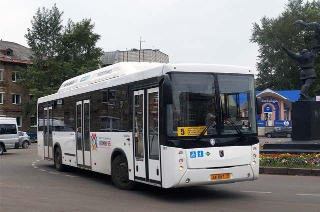 Компания «Комиавтотранс» в пользование на пять лет с последующим выкупом получила 60 автобусов.