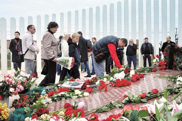 В пермской авиакатастрофе погибли 88 человек, среди них семь детей.