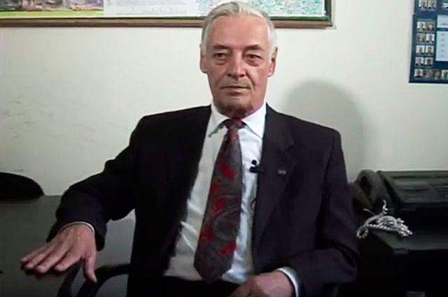 Михаил Бочаров.