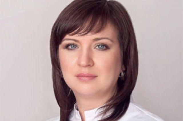Ольга Доронина назначена главным врачом областной больницы в Тобольске