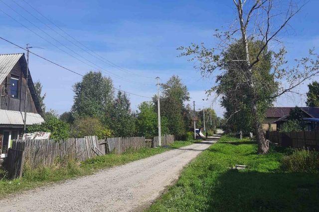 Одино - тихий и внешне благополучный посёлок.