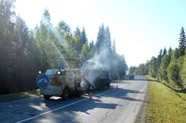 Финансирование ремонта и строительства дорог составило 2,7 млрд рублей.