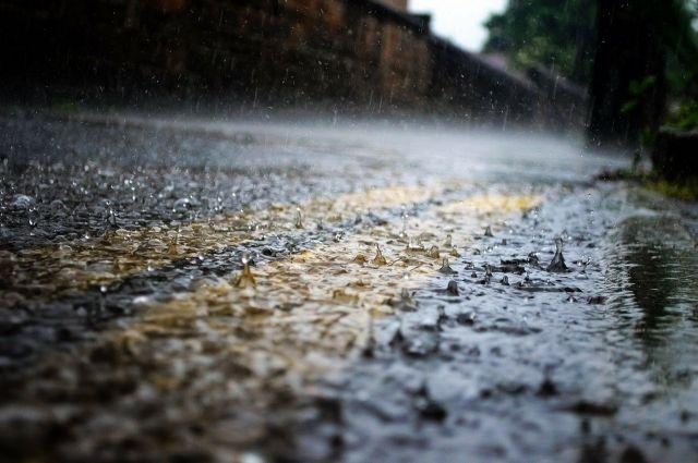 Дождь побил рекорд 2013 года на 3 мм на кв.м