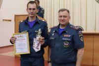 30-летний сыктывкарец победил в конкурсе «Лучший пожарный», результаты которого подвели в Санкт-Петербурге.