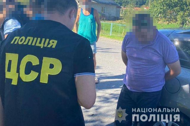 В Ивано-Франковской области чиновника ГСЧС поймали на взятке