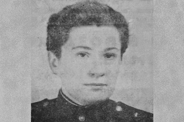 Серафима Ситник.