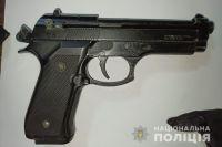 В Закарпатской области двое парней устроили стрельбу на заводе