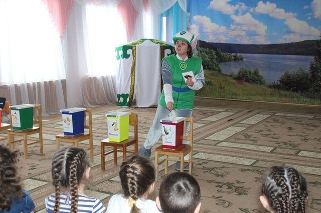Экологическое воспитание начинается со школьной скамьи.