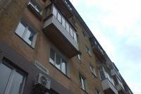 В Ижевске при падении с высоты погиб мужчина