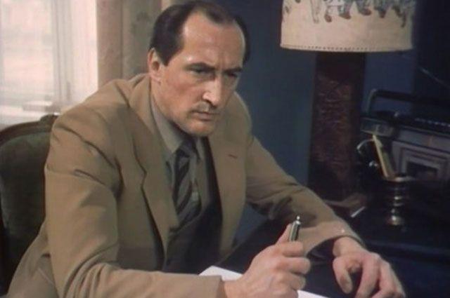 Борис Клюев в роли Трианона.