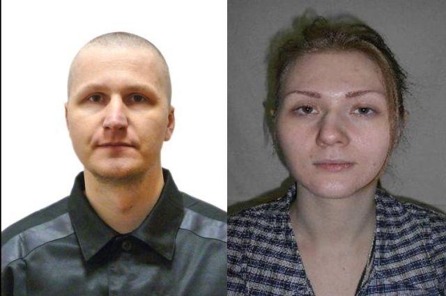 Сергей Устюгов и Татьяна Никитина.