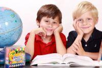 В первый раз в первый класс большинство приходит без каких-либо жалоб.