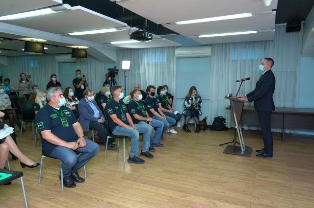 Междуреченский проект вошел в 36 основных участников конкурса из 115 заявленных в России.