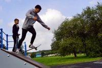 Скейт-парки открылись в Новоильинском и Заводском районах.
