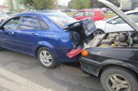 В Ижевске по вине женщины на ВАЗе в ДТП пострадала 4-месячная девочка