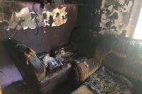 Во Львовской области в результате пожара погиб младенец
