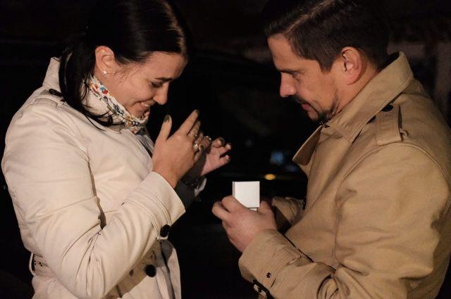 Даша и Илья