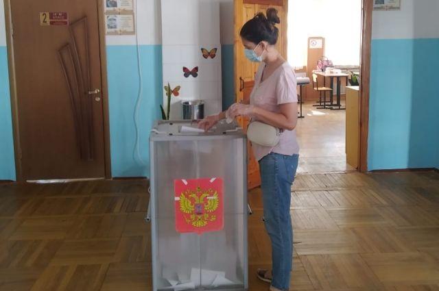 Краснодарский избирательный участок, 11 сентября.