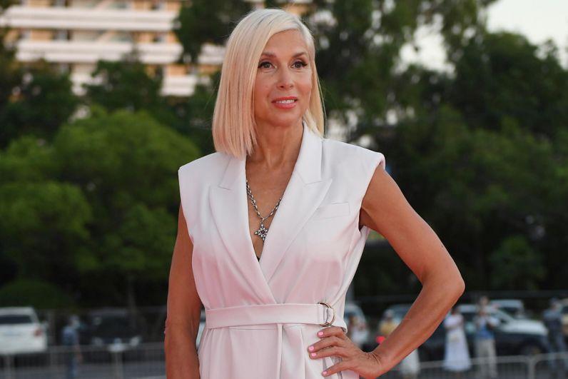 Певица Алена Свиридова.
