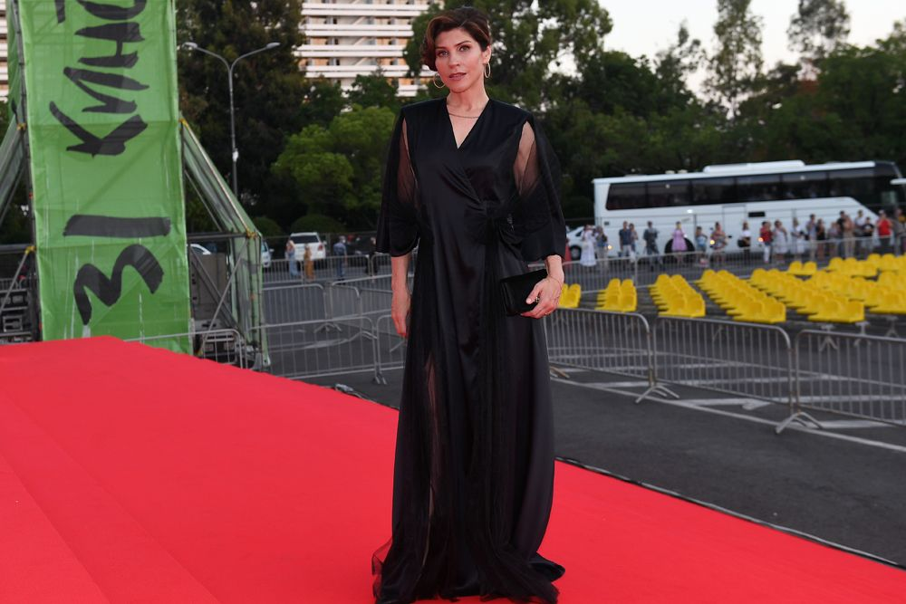Актриса Светлана Камынина.