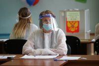Выборы проходят с соблюдением всех мер безопасности, связанные с коронавирусом.